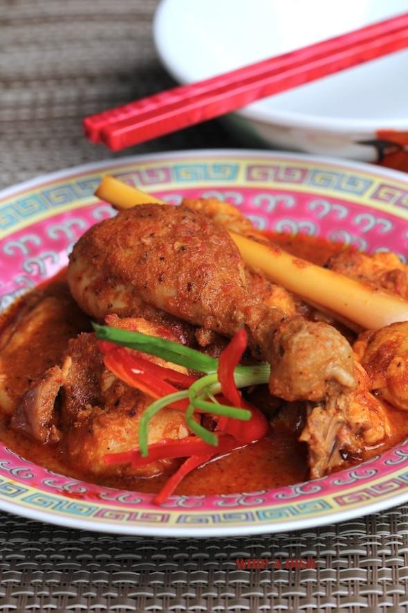 Chicken Sambal