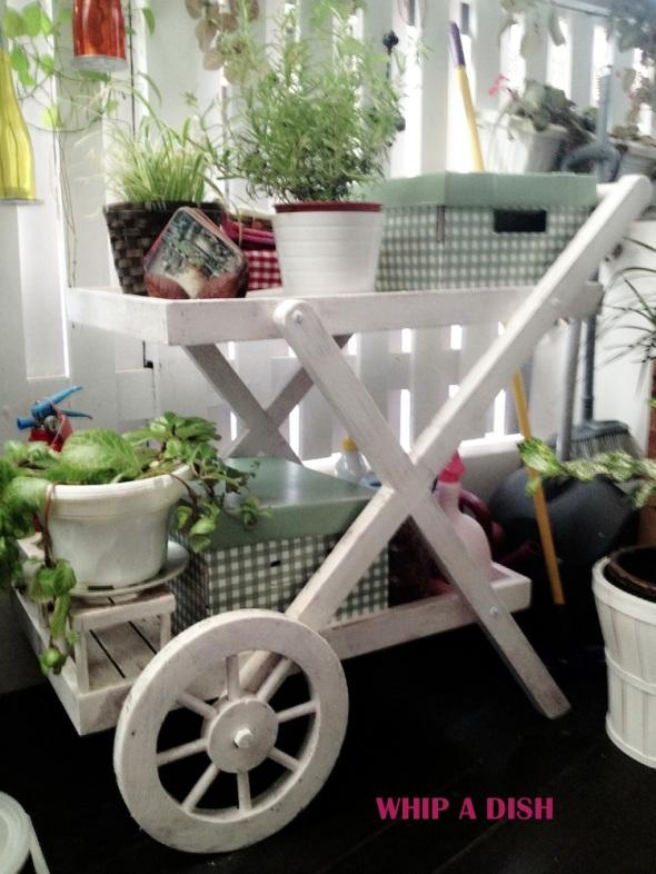 My little cart